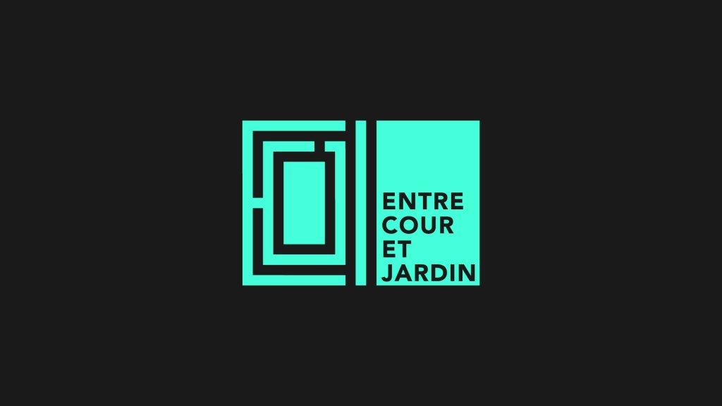 Logo Entre cour et jardin