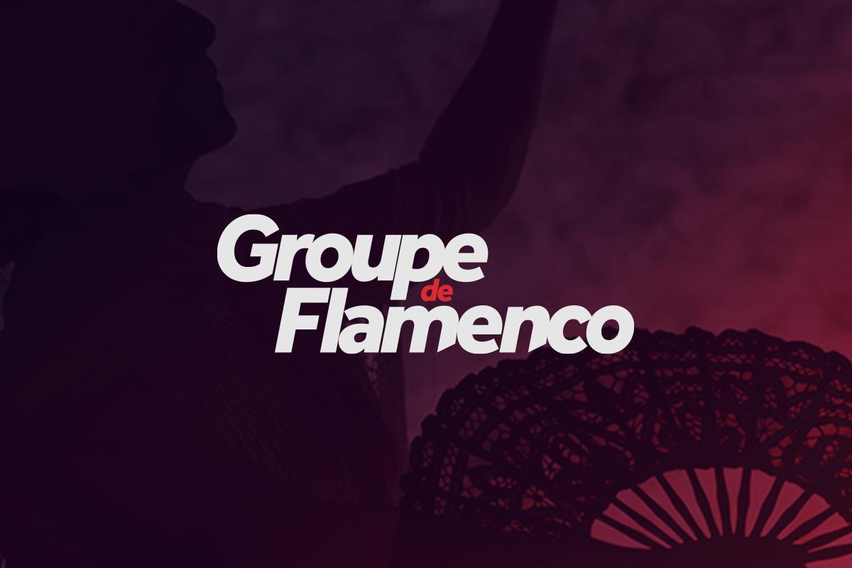 Branding- criação da Marca Contra Tiempo, escola de dança flamenco
