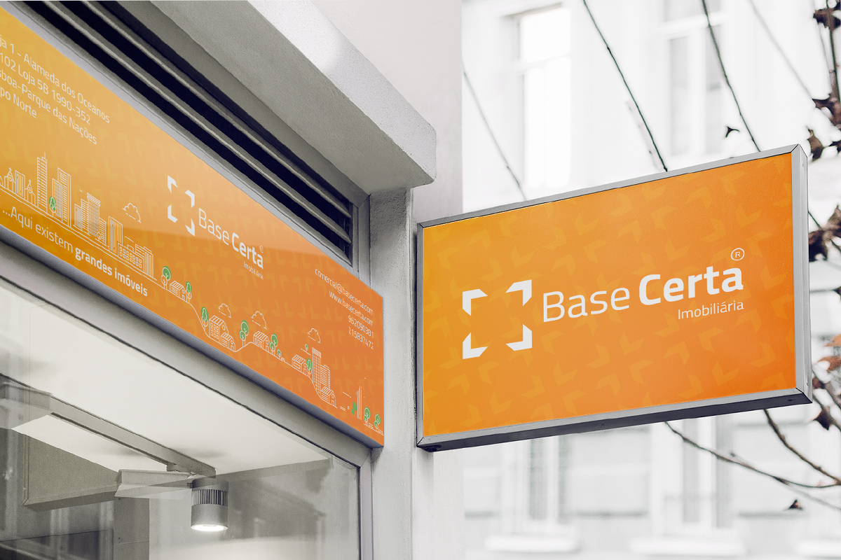 Base Certa – Identidade visual