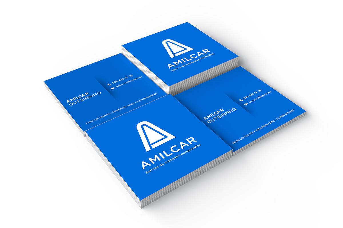 Apresentação da marca - Amilcar